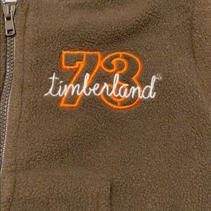 Timberland Matching Sets - TIMBERLAND Baby Boy's Fleece Hoodie Pants Outfit